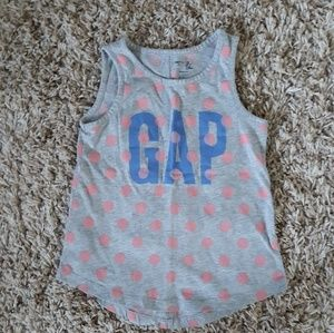 Girls Gap Tank Top